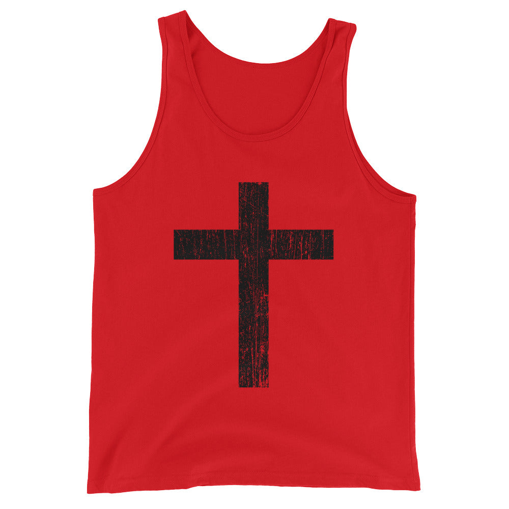 Men's Cross Tank Top