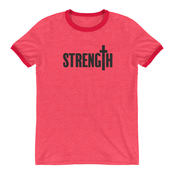 Strength Ringer Tee