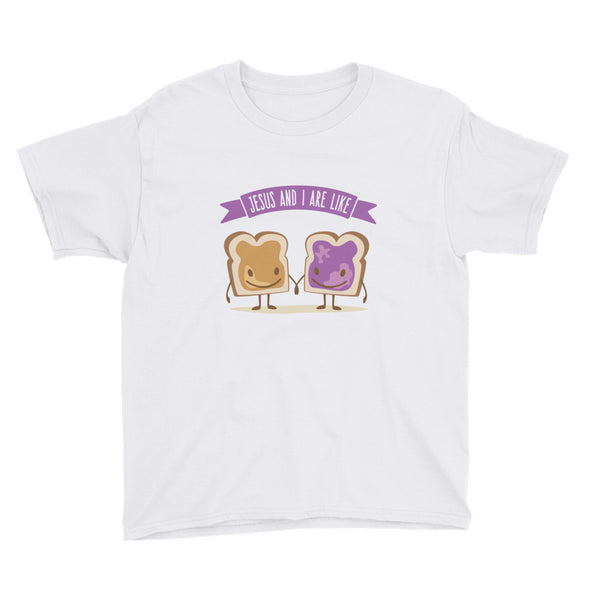 PBJ Youth Short Sleeve T-Shirt