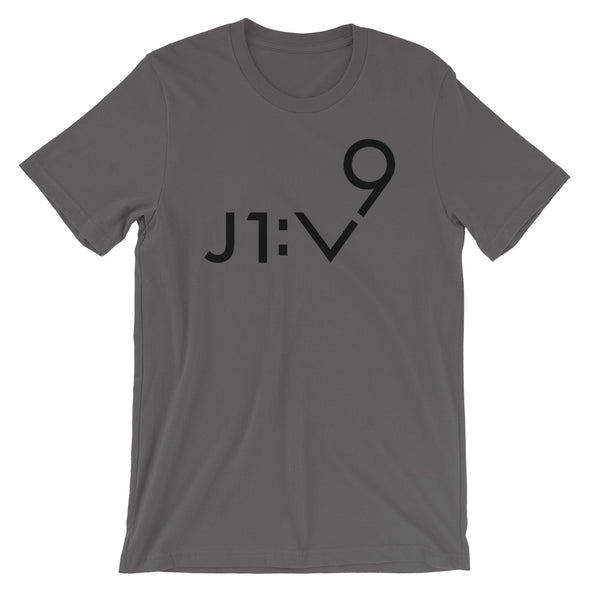 J1:V9 Short-Sleeve Unisex T-Shirt