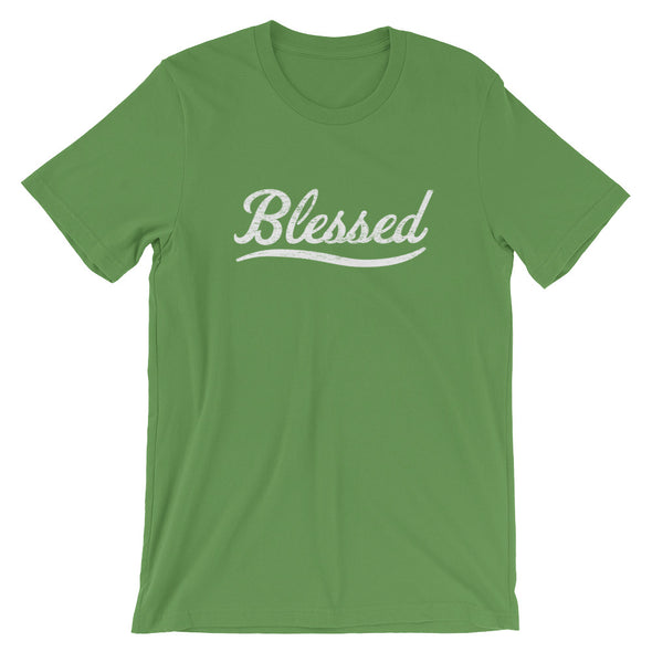 Blessed Unisex T-Shirt  (St. Patrick's Day Edition)
