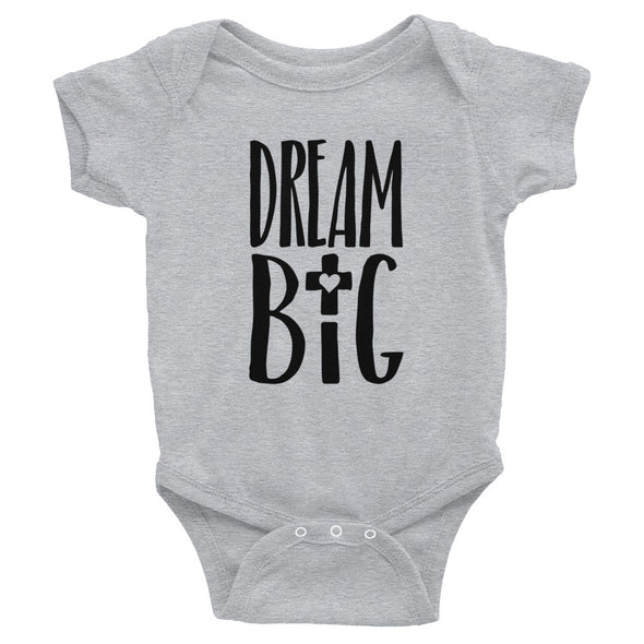 Dream Big Love Infant Bodysuit