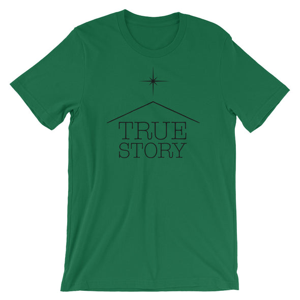 True Story star Unisex T-Shirt
