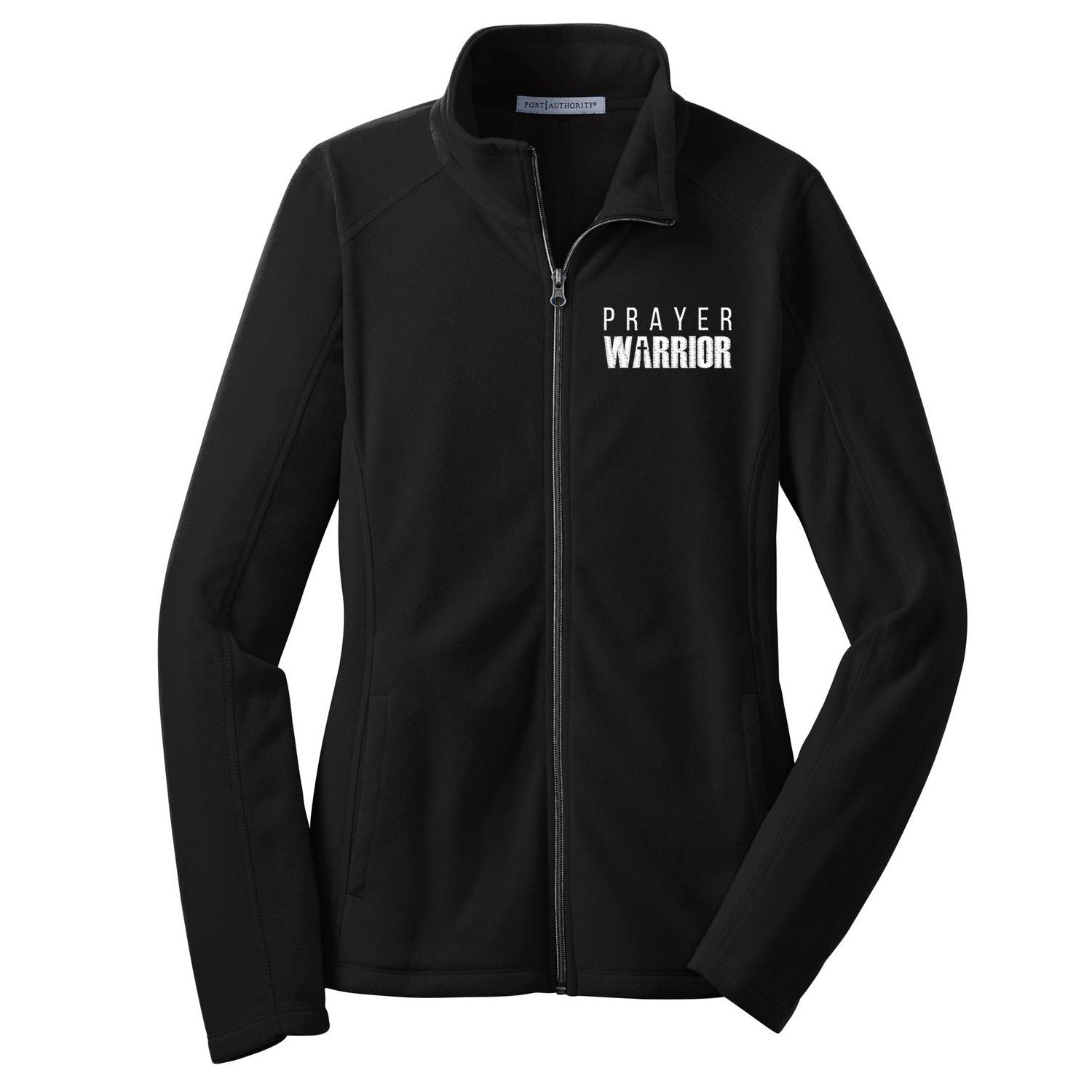 Prayer Warrior Fleece Jacket