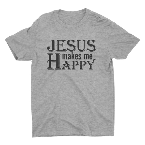 Jesus Makes Me Happy