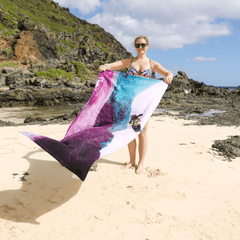 Hawaii Sunset Towel