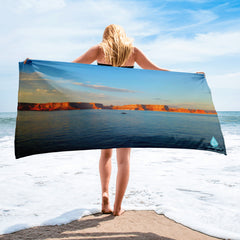 Lake Powell Wakeboarding Malibu Boats Towel
