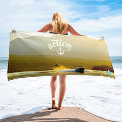 Action Sunrise Nautique Towel