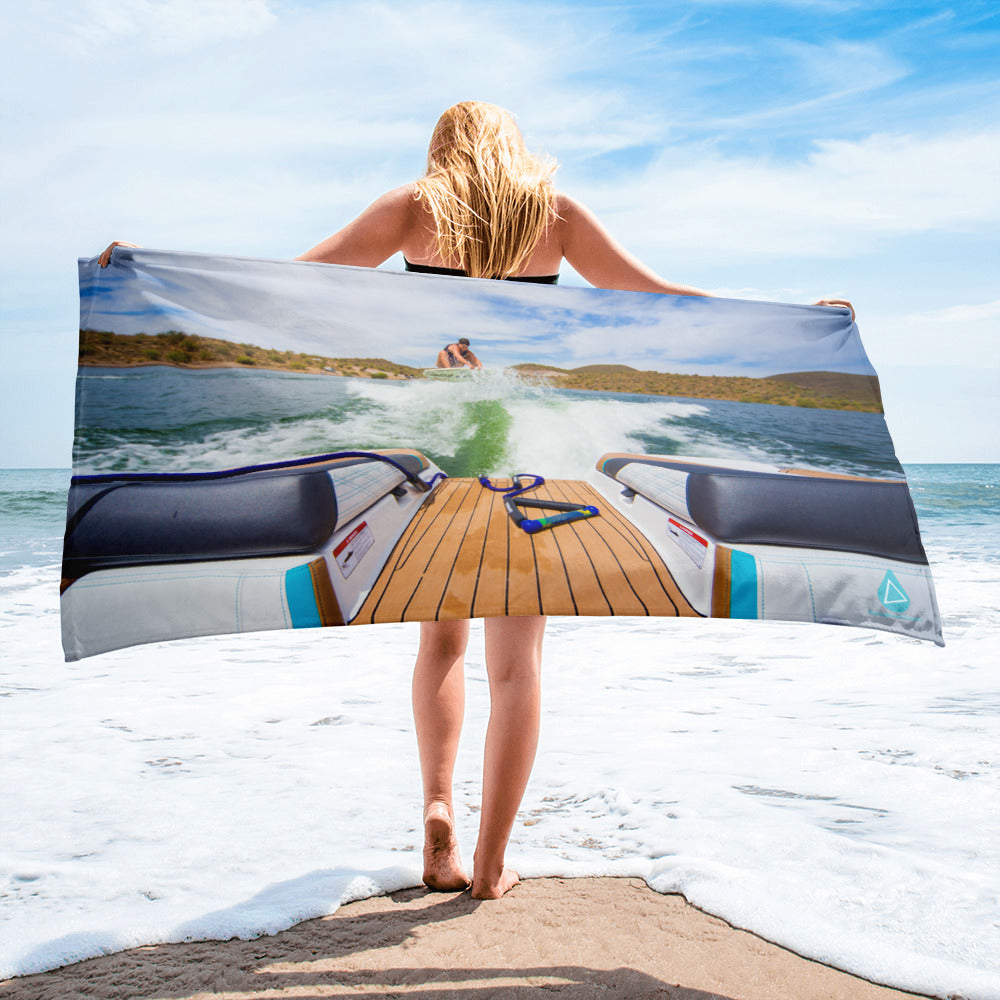 Emily Agate Wakesurf Air Towel