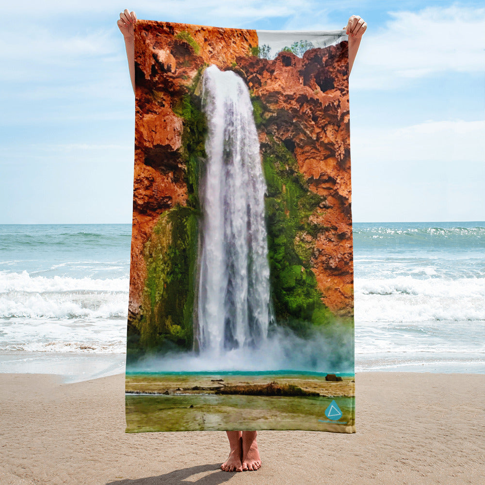 Mooney Falls Towel
