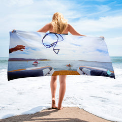 Pass the Handle Wakesurf Towel