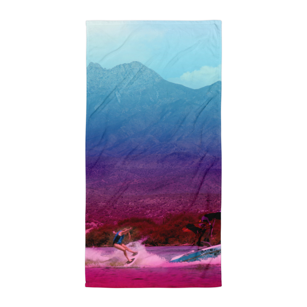 Four Peaks Slasher Wakesurf Towel