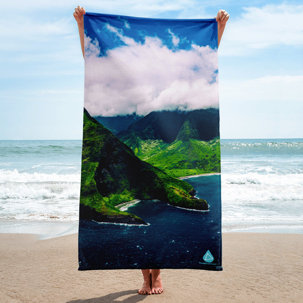 Hawaii Maui Towel
