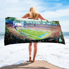 Fiesta Bowl Towel - Penn State Vs. Washington