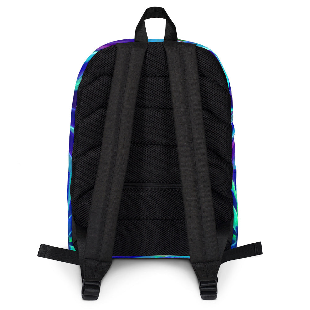 Cactus Green Photo Backpack