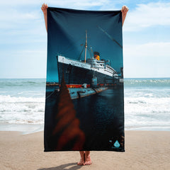 Boatline Towel