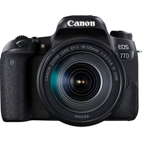 CANON EOS 77D KIT 18-135mm DSLR