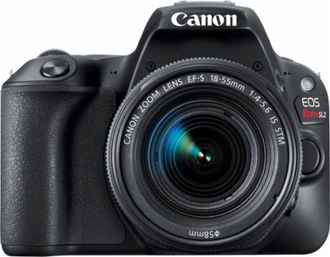CANON REBEL SL-2 18-55mm F4 STM