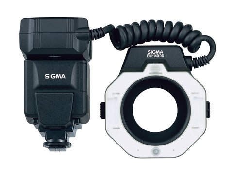 FLASH SIGMA EM-140 DG RING FLASH PARA CANON