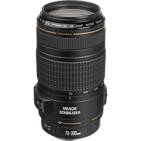 CANON EF 70-300MM F/4 5.6 IS USM