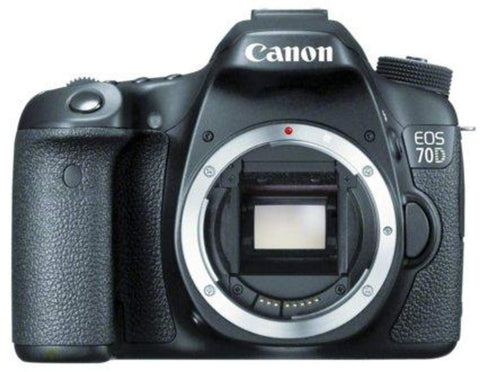 CANON EOS 70D 18-55mm IS STM WIFI+GPS KIT