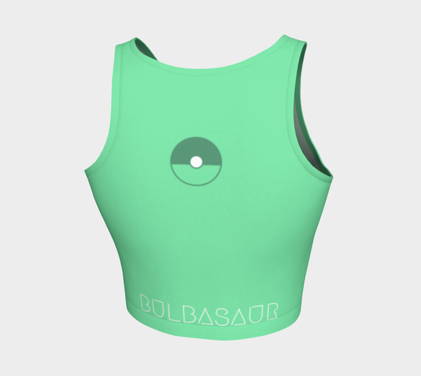 Bulbasaur Crop Top +