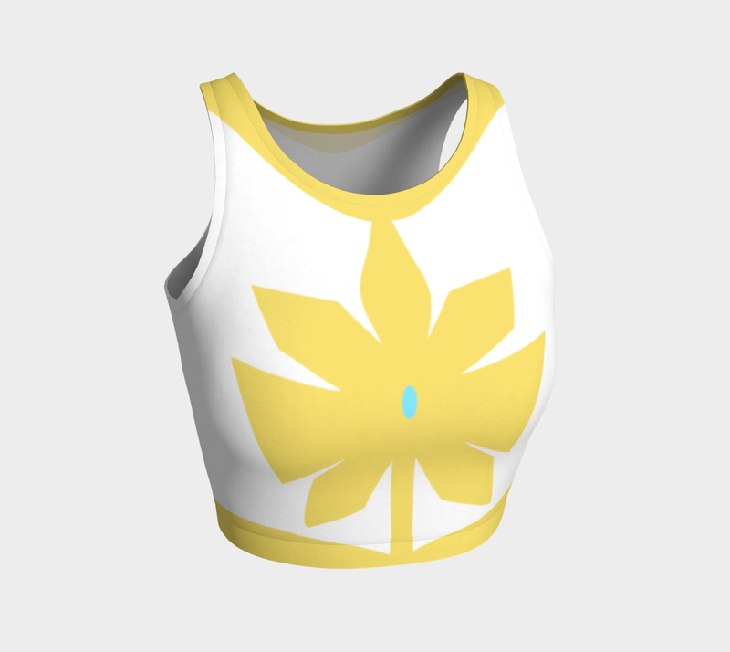 She-ra Crop Top