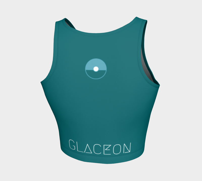 Glaceon Crop Top +