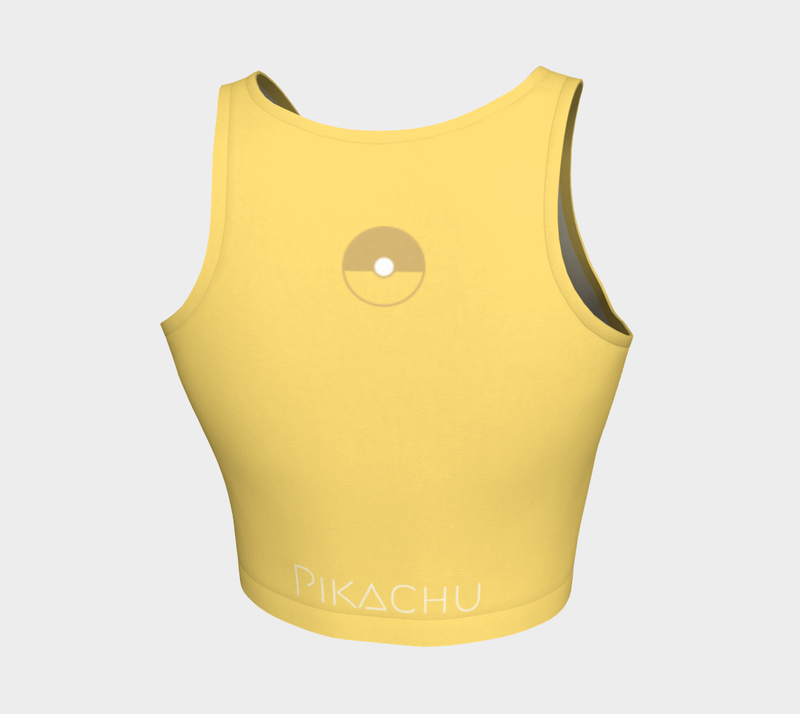 Pikachu Crop Top +