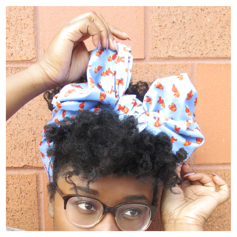 Pop Culture Head Wraps