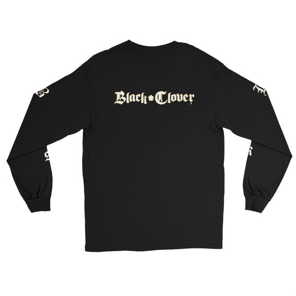 Black Bulls Long Sleeve T-Shirt +