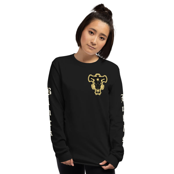 Black Bulls Long Sleeve T-Shirt