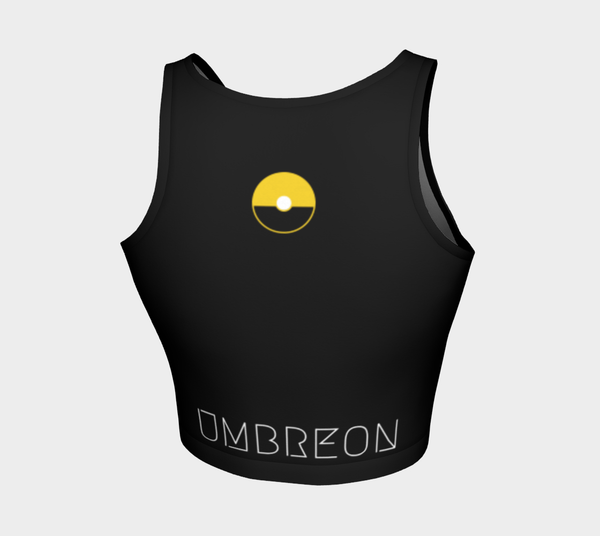 Umbreon Crop Top +