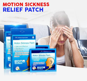 Motion Sickness Relief Patch - Gem Owl