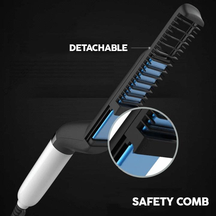 Professional Hair Stylist Comb for Men - Gem Owl