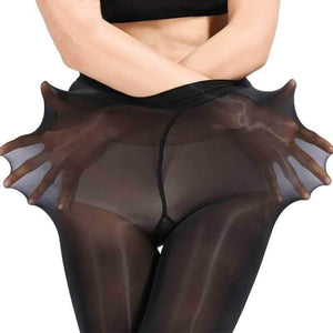 Fancy Original Flexible Indestructible Stockings - Gem Owl