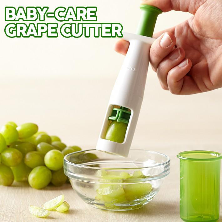 Baby-Care Grape Cutter - Gem Owl