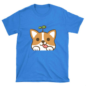 Cute Corgi Shirt - Gem Owl