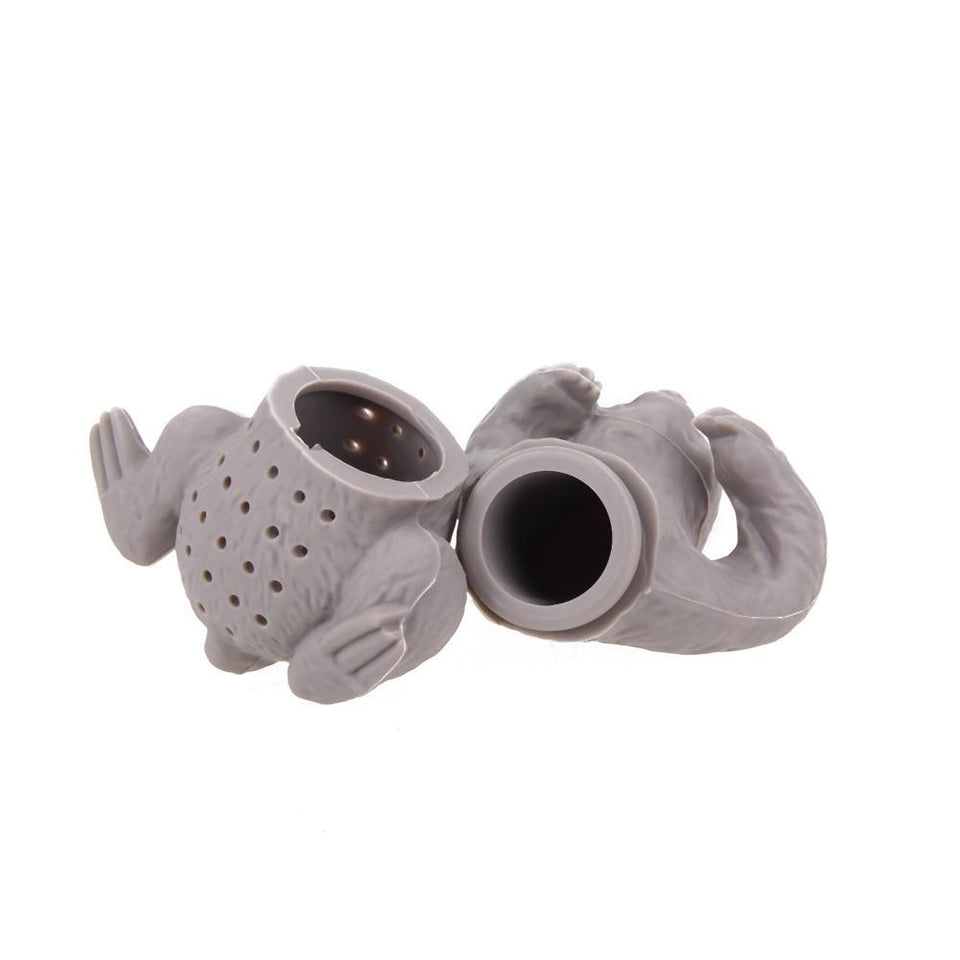 Sloth Tea Infuser and Strainer - Gem Owl