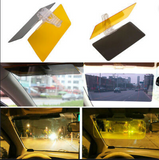 Car Sun Visor - Gem Owl