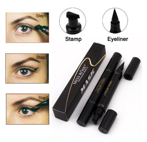 Waterproof Eyeliner Stamp - Gem Owl