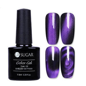 Magnetic Magic Nail Polish - Gem Owl