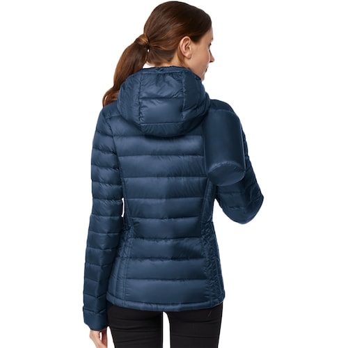Ultra Slim & Light Thermal Down Jacket - Gem Owl