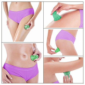 Anti Cellulite Cups - Body Massage - Gem Owl