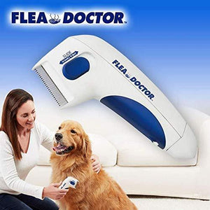 Flea Doctor - Electronic Flea Comb - Gem Owl