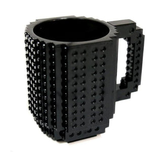 Brick Mug - Gem Owl