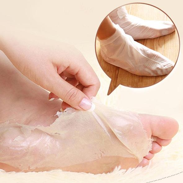 Exfoliating Foot Peeling Mask - Gem Owl