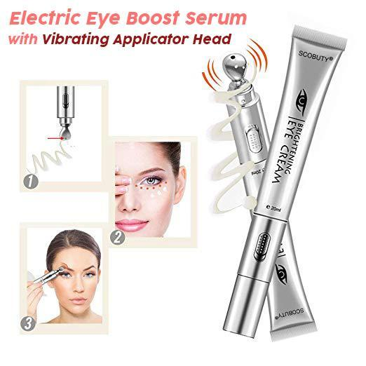 Electric Eye Boost Serum - Gem Owl