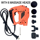6 Speed Deep Muscle Massage Gun - Gem Owl