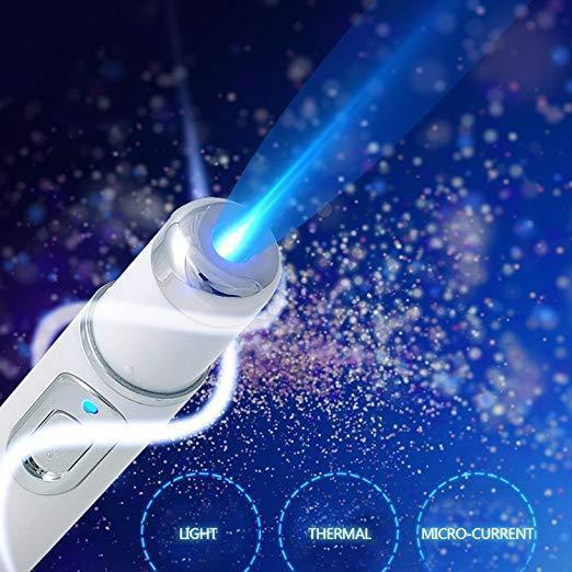 Blue Light Varicose Therapy Laser Pen - Gem Owl